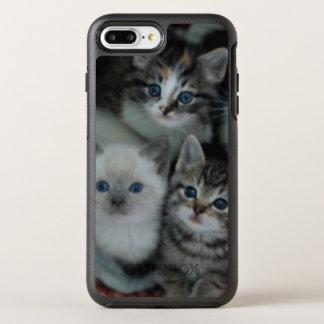 Kittens In A Basket OtterBox Symmetry iPhone 7 Plus Case