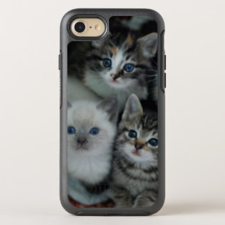 Kittens In A Basket OtterBox Symmetry iPhone 8/7 Case