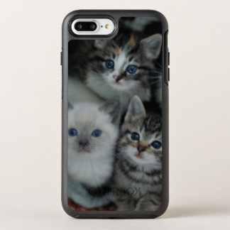 Kittens In A Basket OtterBox Symmetry iPhone 8 Plus/7 Plus Case