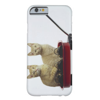 Kittens in wagon barely there iPhone 6 case