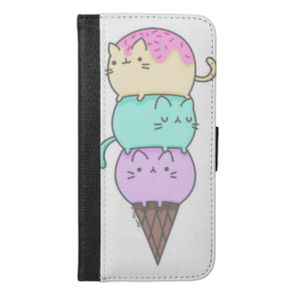 Kittens iPhone 6/6s Plus Wallet Case