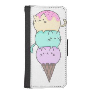 Kittens iPhone SE/5/5s Wallet Case