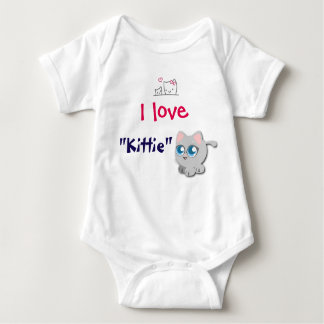 Kittie babysuits baby bodysuit