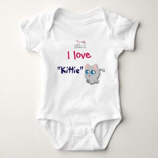 Kittie babysuits tee shirts