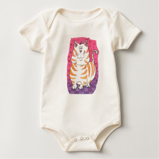 Kitty Baby Bodysuit
