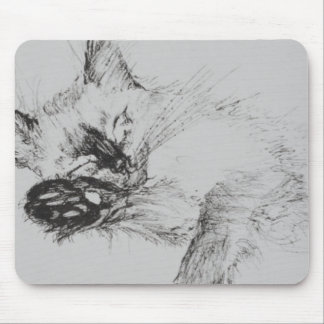 Kitty 'Baby' Mouse Mat
