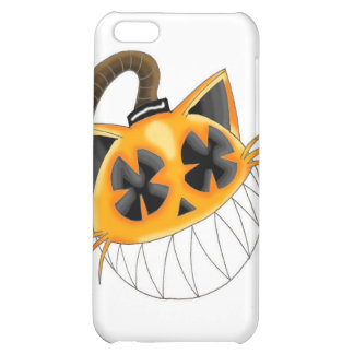 Kitty Bomb iPhone 5C Covers