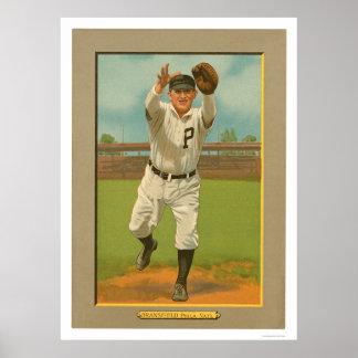 Kitty Bransfield Phillies Baseball 1911 Posters