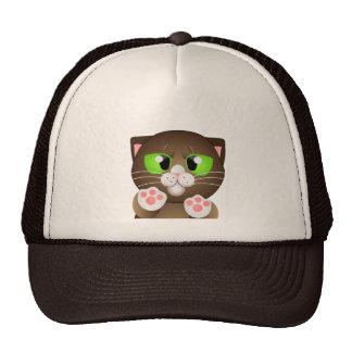 Kitty - Brown Shorthair Hats