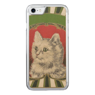 Kitty Carved iPhone 8/7 Case