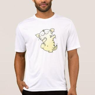 Kitty Cat Dance Tee | Cartoon Kitty Dancing Tshirt