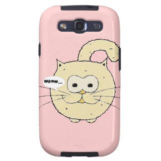 Kitty-cat Galaxy S3 Case