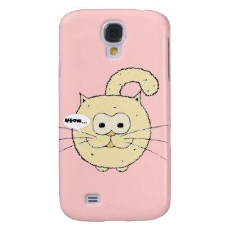 Kitty-cat Galaxy S4 Case
