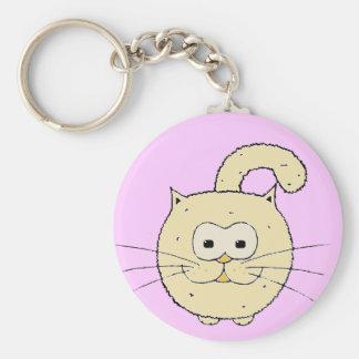 Kitty-cat Key Chain