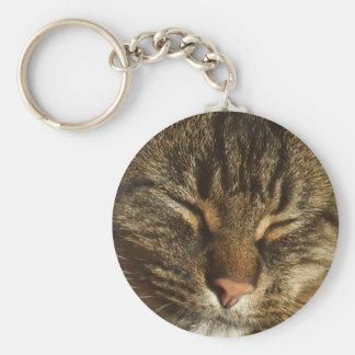 Kitty Cat Keychain