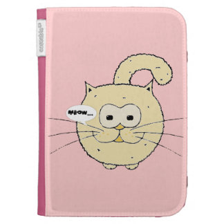 Kitty-cat Kindle Cases