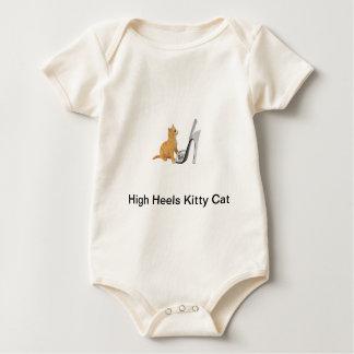 Kitty Cat Kitten Infant Creeper