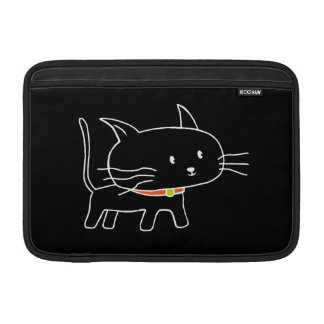 Kitty Cat MacBook Sleeve