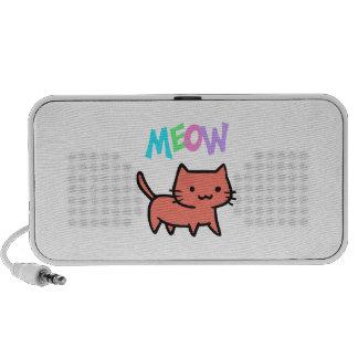 KITTY CAT MEOW TRAVELLING SPEAKER