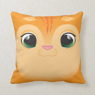 Kitty Cat Pillow Cushions