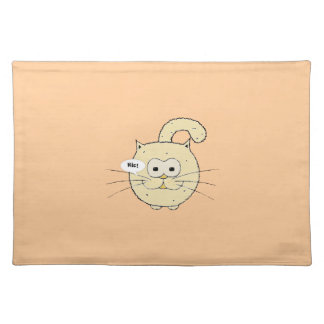 Kitty-cat Placemat