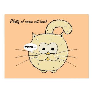 Kitty-cat Postcards