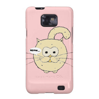 Kitty-cat Samsung Galaxy S2 Cover
