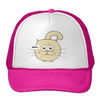 Kitty-cat Trucker Hats