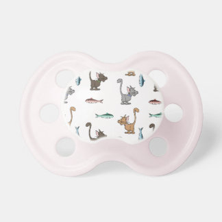 Kitty Cats Baby Pacifier