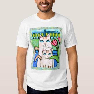 Kitty Cats Girl's T-Shirt