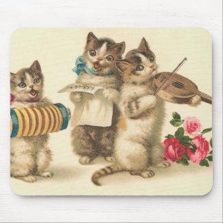 Kitty Chorus Mouse Mat