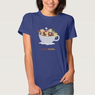 Kitty Cocoa Purrrl Tshirt