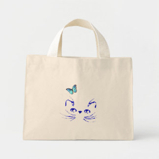 Kitty Daydreams Blue bag
