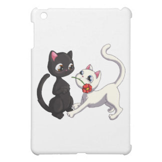 Kitty Flower Case For The iPad Mini