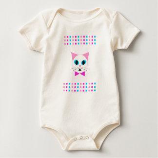 Kitty Girl Darling Baby Bodysuit