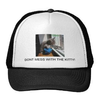 kitty hat! cap