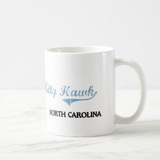 Kitty Hawk North Carolina City Classic Coffee Mugs