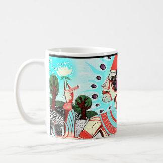 Kitty Heart Coffee Mug