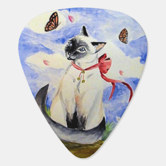 Kitty In The Wind Plectrum