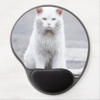 Kitty is Not Amused Gel Mouse Pad