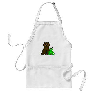 Kitty Kat Collection Standard Apron