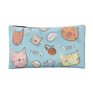 Kitty Kat Makeup Bag