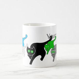 Kitty-Kitty Coffee Mug