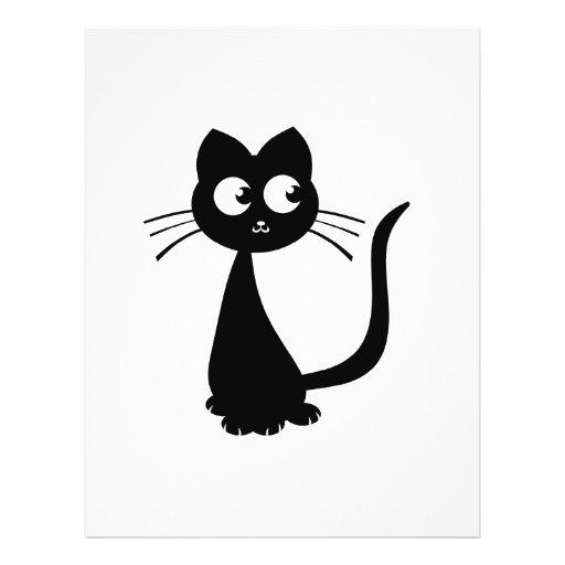 Kitty Kuro Personalized Flyer