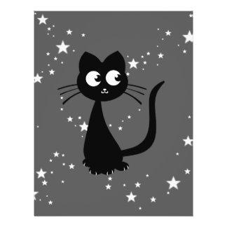 Kitty Kuro Full Color Flyer