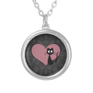 Kitty Kuro Love V Necklace