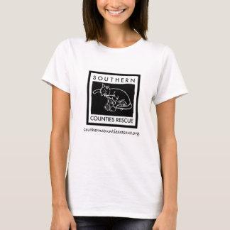 Kitty Logo Shirt (Black and White Logo)