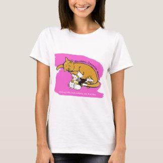 Kitty Logo Shirt (Pink Logo)