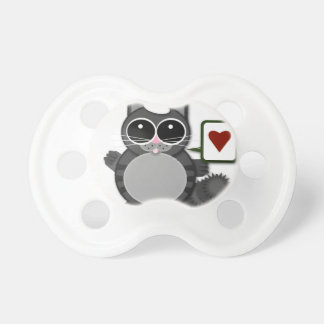 Kitty Love for the Holidays! Pacifiers