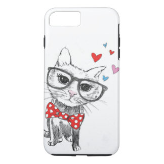 KITTY LOVE iPhone 8 PLUS/7 PLUS CASE